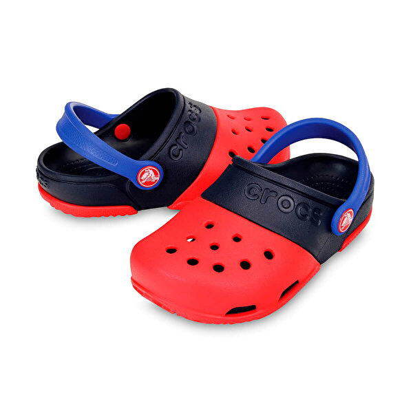 Crocs ELECTRO II Kırmızı Erkek Çocuk Terlik