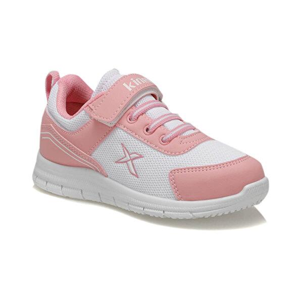Kinetix ROGER Beyaz Kız Çocuk Koşu Ayakkabısı