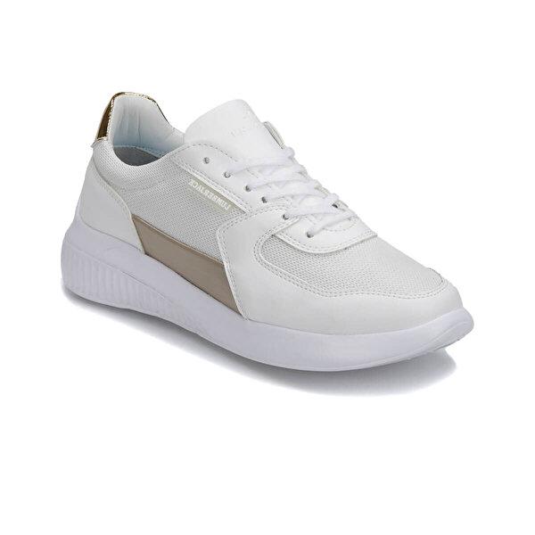 Lumberjack DEMO Beyaz Kadın Spor Ayakkabı