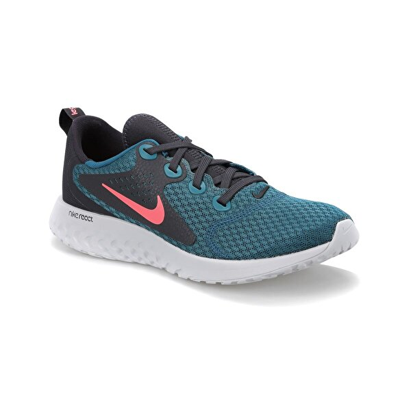 Nike LEGEND REACT (GS) Petrol Erkek Çocuk Koşu Ayakkabısı