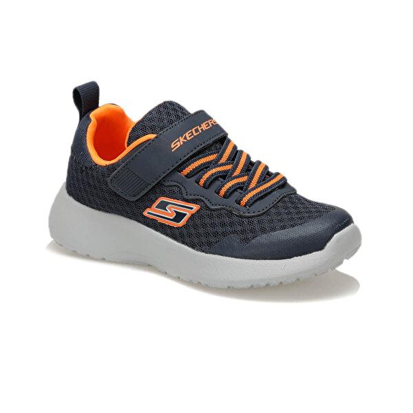 Skechers DYNAMIGHT - HYPER TORQUE Lacivert Erkek Çocuk Yürüyüş Ayakkabısı