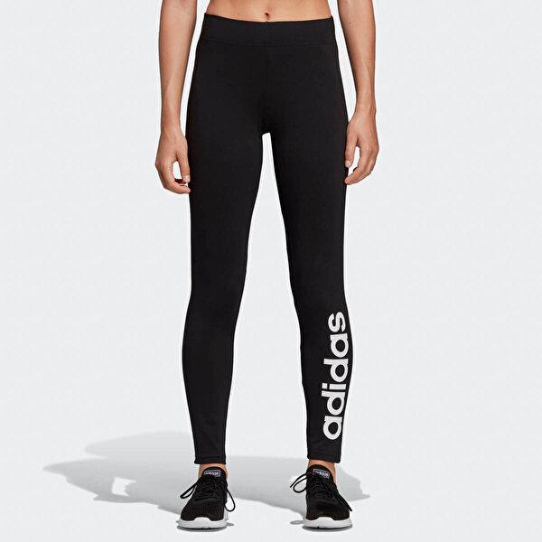 Adidas W E LIN TIGHT Siyah Kadın Tayt