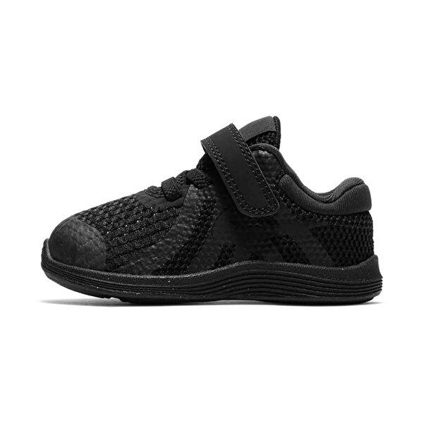 Nike REVOLUTION 4 (TDV) Siyah Erkek Çocuk Koşu Ayakkabısı