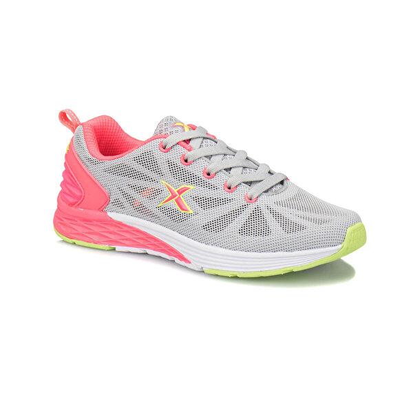 Kinetix FAUNUS W Gri Kadın Fitness Ayakkabısı