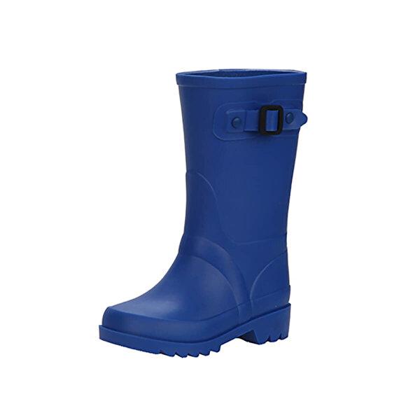 Igor PITER Mavi Unisex Çocuk Yağmur Çizmesi