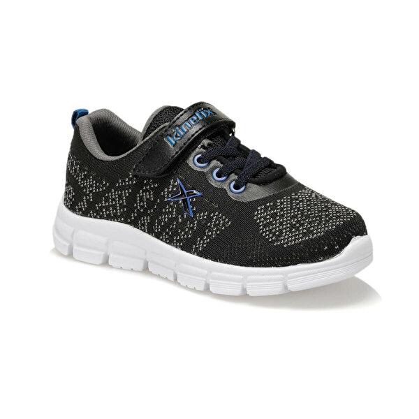 Kinetix ROXIE Siyah Erkek Çocuk Koşu Ayakkabısı