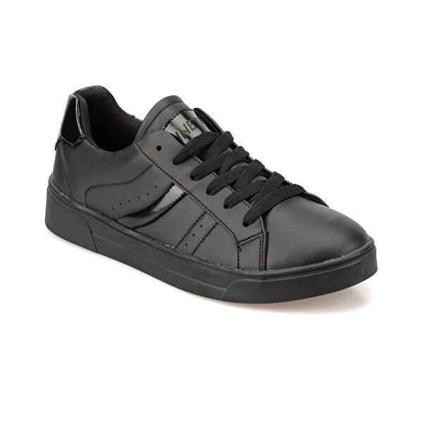 Kinetix CAMILLE 9 PR Siyah Kadın Sneaker Ayakkabı