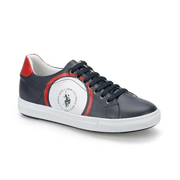 U.S. Polo Assn. NICOLAS Lacivert Erkek Sneaker Ayakkabı