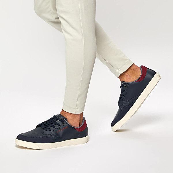 U.S. Polo Assn. JAGGER Lacivert Erkek Sneaker Ayakkabı