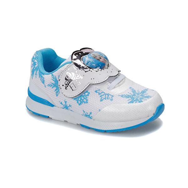 Frozen 91.RAPSY-1.P Beyaz Kız Çocuk Ayakkabı