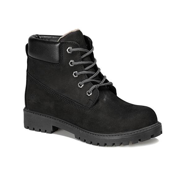 Lumberjack ROANA 9PR Siyah Erkek Çocuk Yürüyüş Ayakkabısı