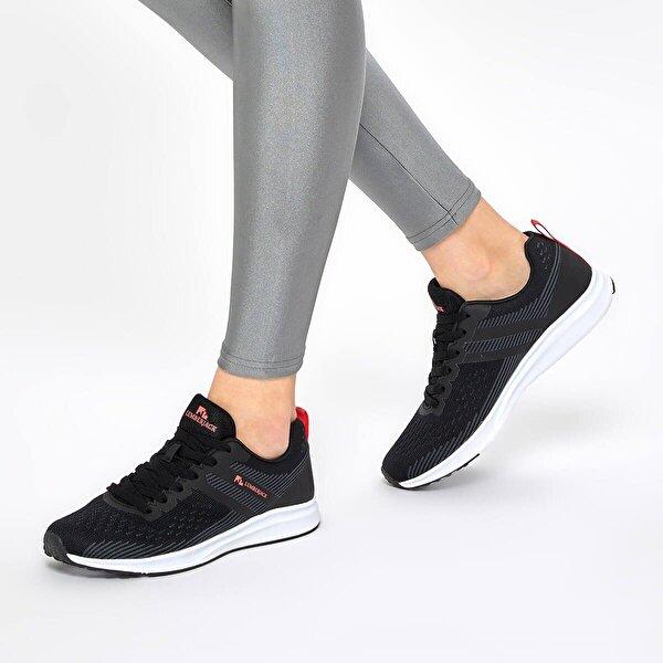 Lumberjack STRONG WMN 9PR Siyah Kadın Koşu Ayakkabısı