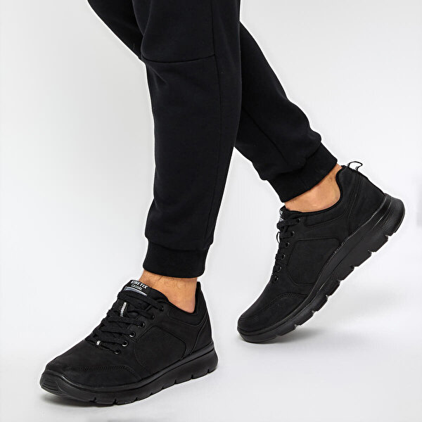 Kinetix CRESTO 9PR Siyah Erkek Sneaker