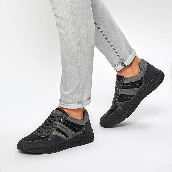 Lumberjack PACER 9PR Siyah Erkek Sneaker Ayakkabı