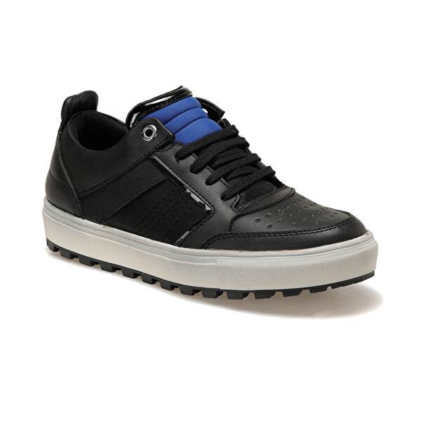 Kinetix BIKOS Siyah Erkek Sneaker Ayakkabı