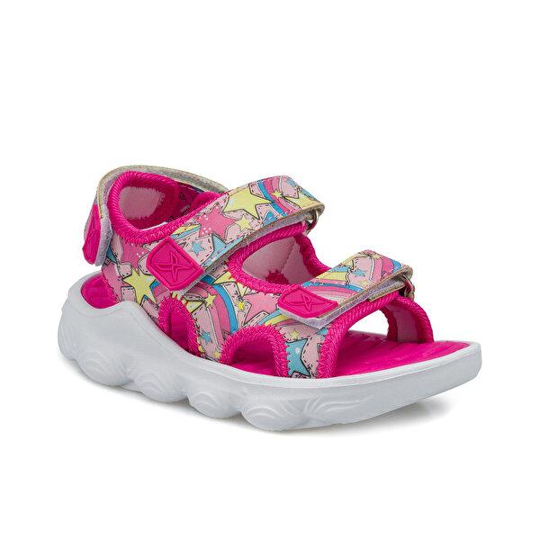 Kinetix ZENIT Fuşya Kız Çocuk Sandalet