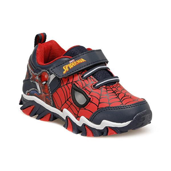 Spiderman 91.MASKO-3.P Lacivert Erkek Çocuk Spor Ayakkabı