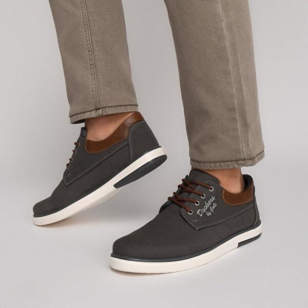 Dockers by Gerli 224942 Gri Erkek Sneaker Ayakkabı