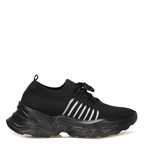 İNCİ İnci TIMON.Z 1FX Siyah Kadın Slip On Ayakkabı