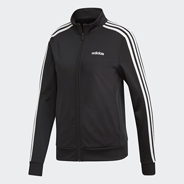 Adidas E 3S TRACK TRI Siyah Kadın Eşofman