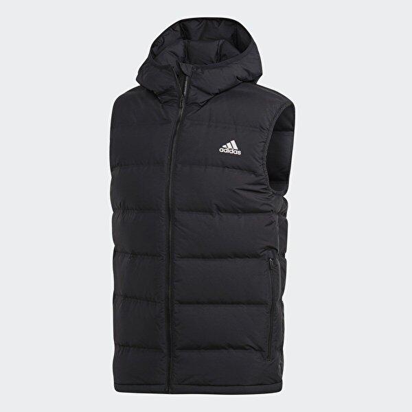 Adidas HELIONIC VEST Siyah Erkek Mont