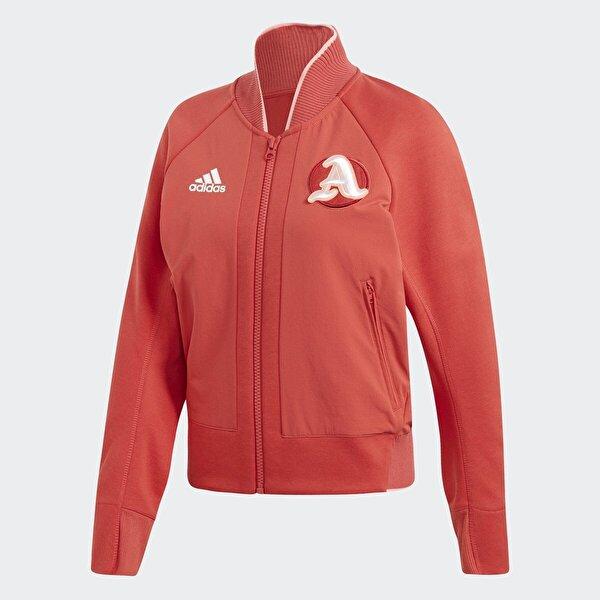 Adidas W VRCT JK Kırmızı Kadın Ceket