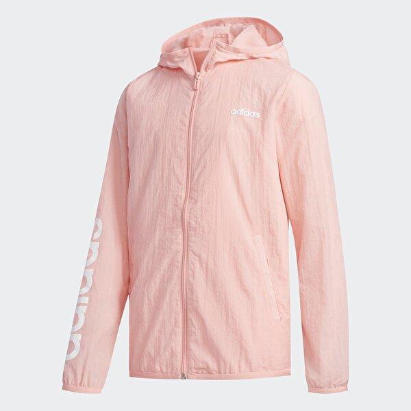 Adidas YA FAV WB Pembe Kız Çocuk Ceket
