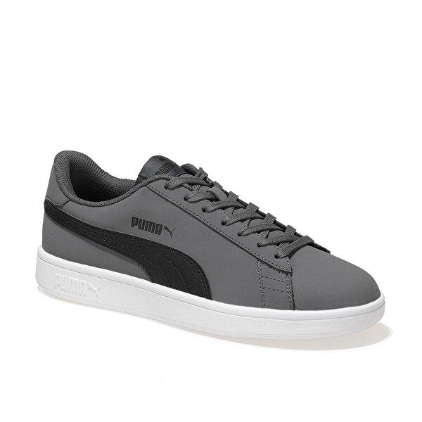 Puma SMASH BUCK V2 TDP Siyah Erkek Sneaker Ayakkabı
