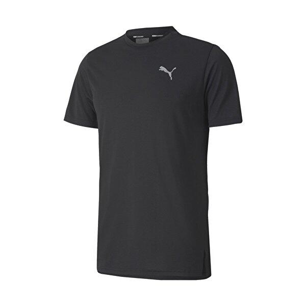 Puma RUN LASER CAT SS Siyah Erkek T-Shirt