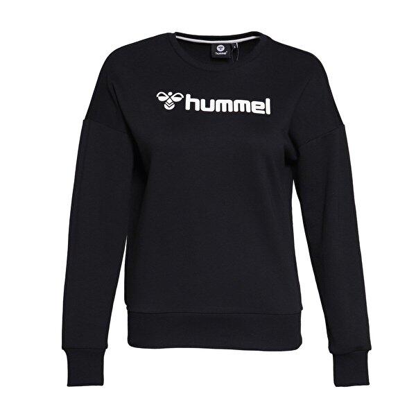 Hummel HMLNAOMI Siyah Kadın Sweatshirt