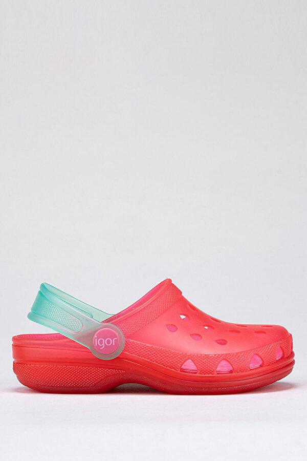 Igor S10116 POPPY Fuşya Kız Çocuk Sandalet