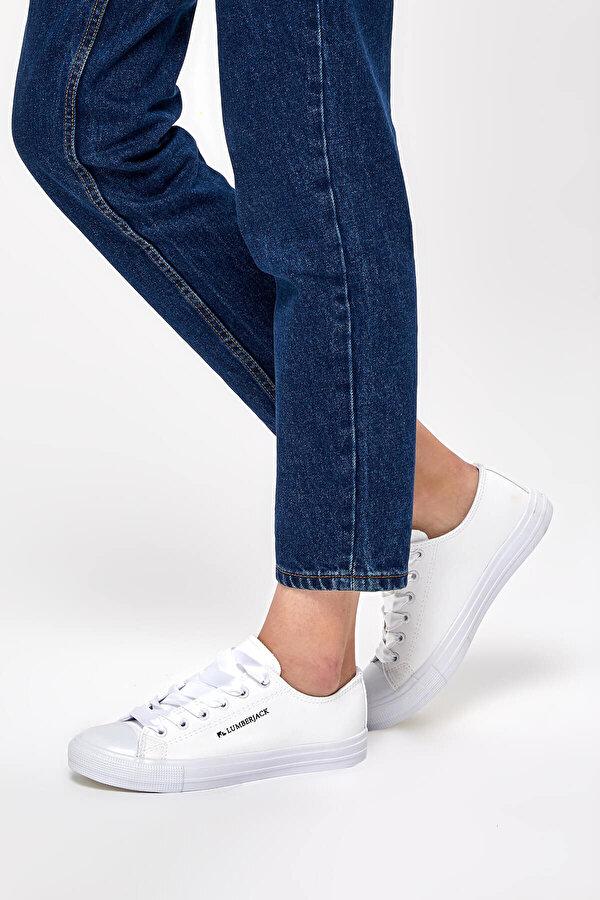 Lumberjack SOHO Beyaz Kadın Sneaker Ayakkabı