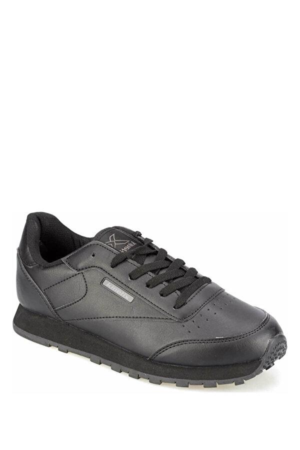 Kinetix LOWER PU W Siyah Kadın Sneaker Ayakkabı