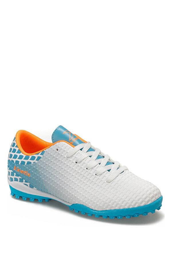 Kinetix SERGI TURF Beyaz Erkek Çocuk Halı Saha Ayakkabısı