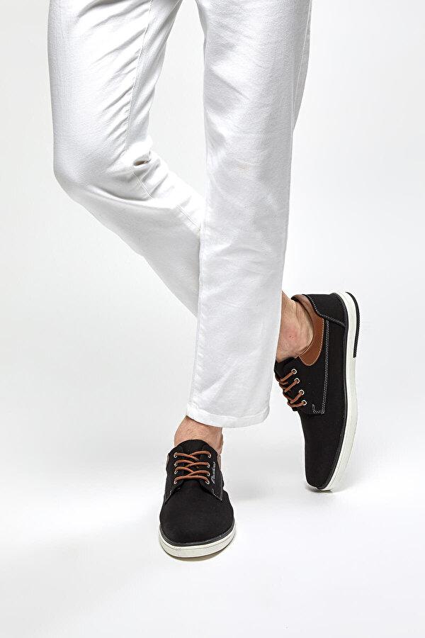 Dockers by Gerli 224942 Siyah Erkek Sneaker Ayakkabı