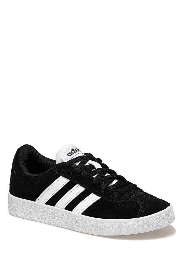 Adidas VL COURT 2 Siyah Unisex Çocuk Sneaker Ayakkabı