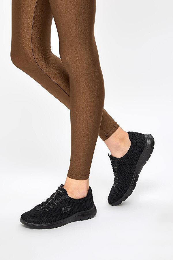 Skechers SUMMITS Siyah Kadın Sneaker
