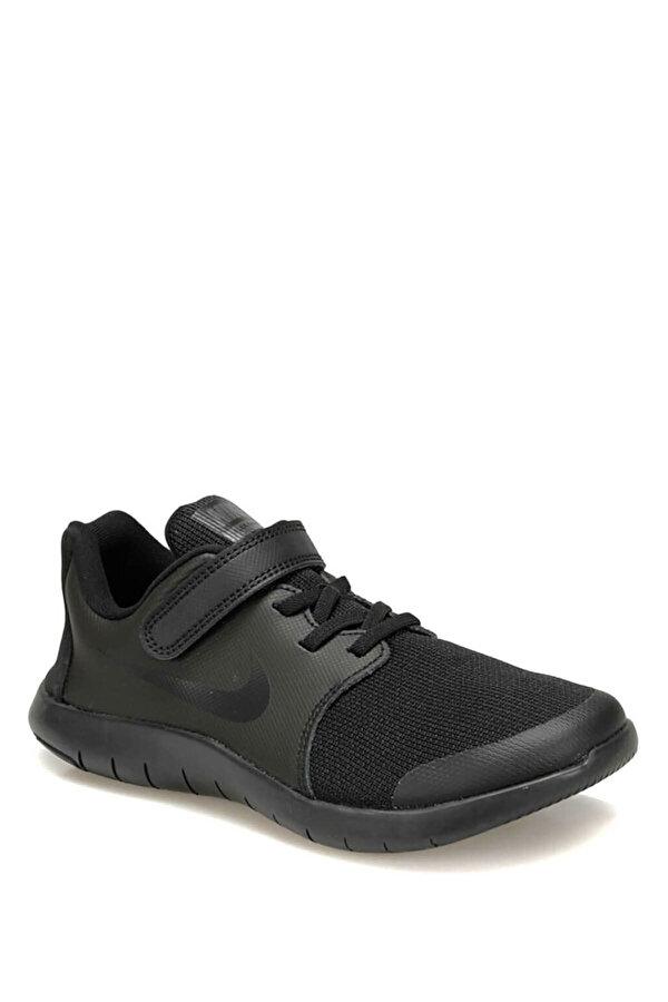 Nike FLEX CONTACT 2 (PSV) Siyah Erkek Çocuk Koşu Ayakkabısı