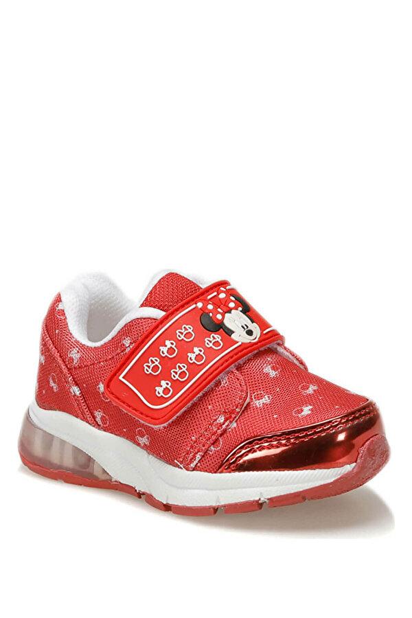 Mickey Mouse 91.ART.B Kırmızı Kız Çocuk Spor Ayakkabı
