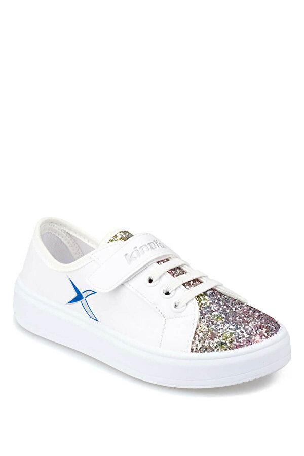 Kinetix SONA Beyaz Kız Çocuk Sneaker Ayakkabı