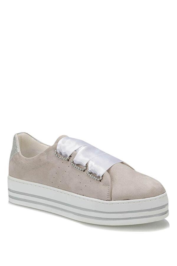 Butigo 19S-150 Bej Kadın Sneaker Ayakkabı