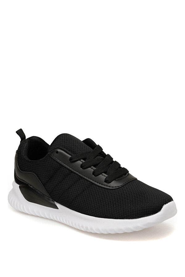 Torex PERRY Siyah Erkek Çocuk Koşu Ayakkabısı
