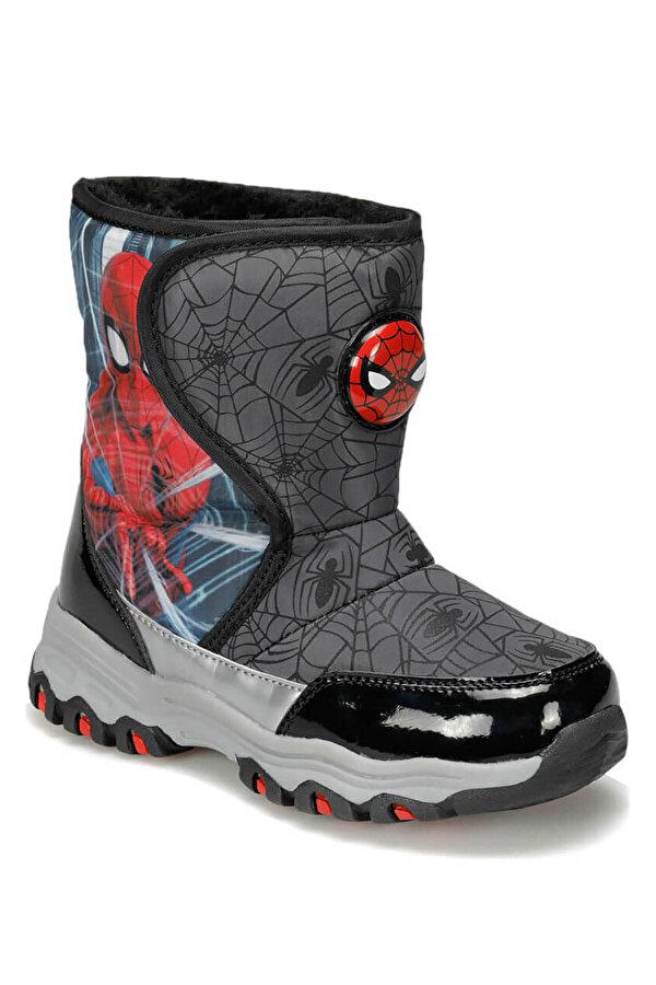 Spiderman 92.ALBAN.P Siyah Erkek Çocuk Kar Botu