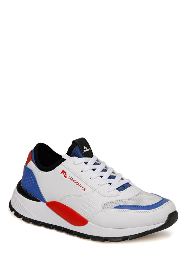 Lumberjack MORVAN 9PR Beyaz Erkek Sneaker Ayakkabı