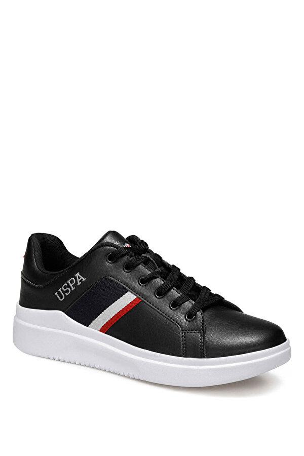 U.S. Polo Assn. CAMEL 9PR Siyah Erkek Sneaker