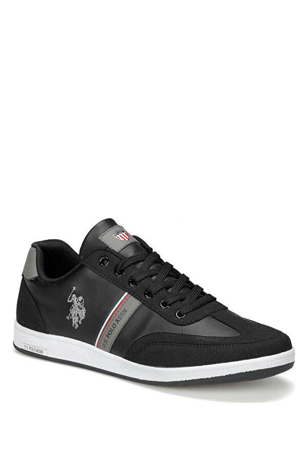 U.S. Polo Assn. KARES WT 9PR Siyah Erkek Sneaker