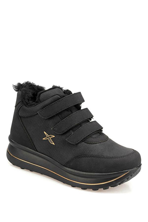 Kinetix PAULET HI KRK 9PR Siyah Kadın Sneaker Ayakkabı