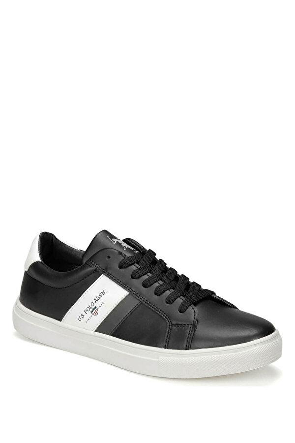 U.S. Polo Assn. ANTON WT 9PR Siyah Erkek Sneaker Ayakkabı