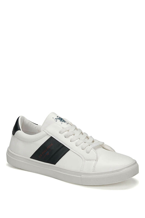 U.S. Polo Assn. U.S Polo Assn. ANTON WT 9PR Beyaz Erkek Sneaker