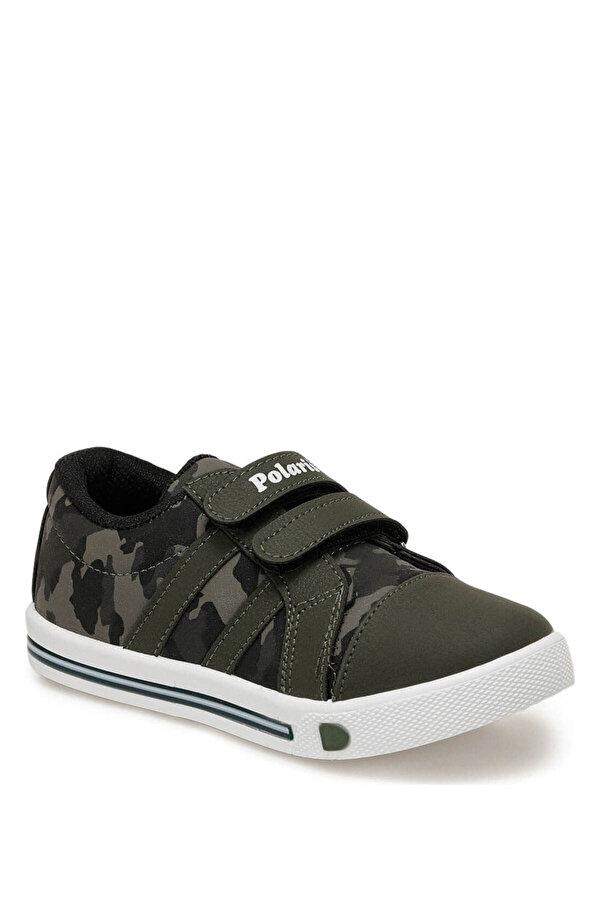 Polaris 92.511714.P Haki Erkek Çocuk Sneaker Ayakkabı